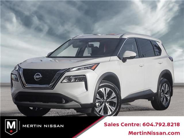 2021 Nissan Rogue SV (Stk: N215-9974) in Chilliwack - Image 1 of 23