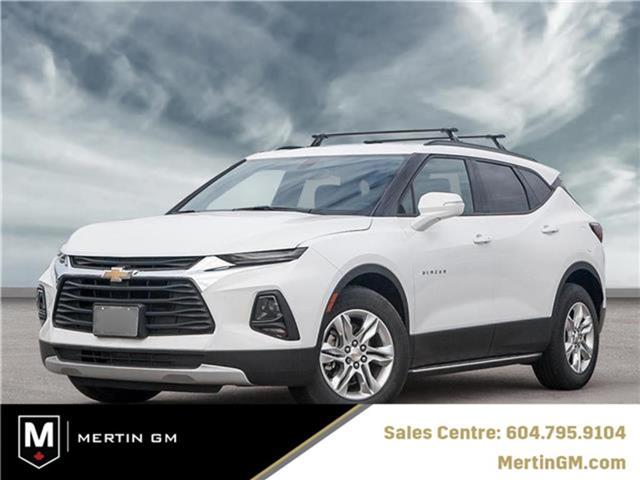 2021 Chevrolet Blazer True North (Stk: 217-2167) in Chilliwack - Image 1 of 10
