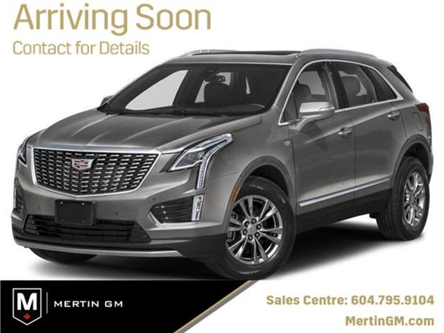 2022 Cadillac XT5 Premium Luxury (Stk: 226-1111) in Chilliwack - Image 1 of 9