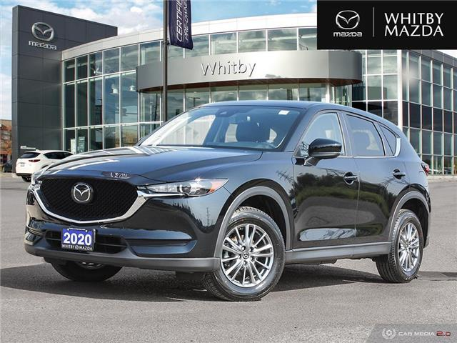 2020 Mazda CX-5 GS (Stk: 2482) in Whitby - Image 1 of 27
