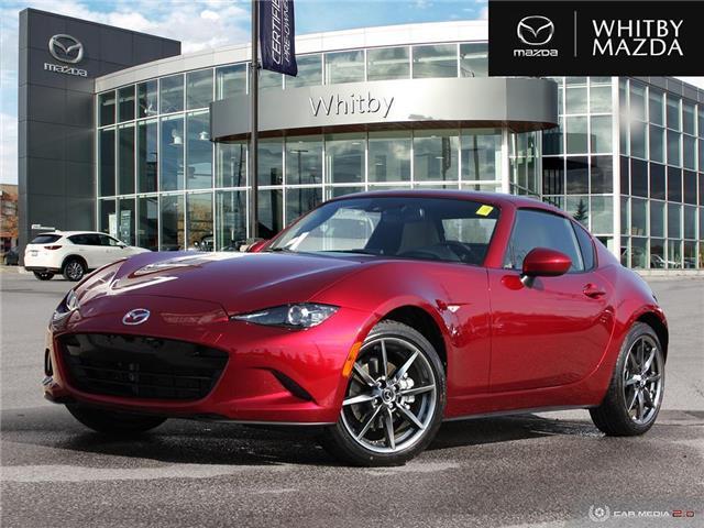 2020 Mazda MX-5 RF GT (Stk: P17859) in Whitby - Image 1 of 27