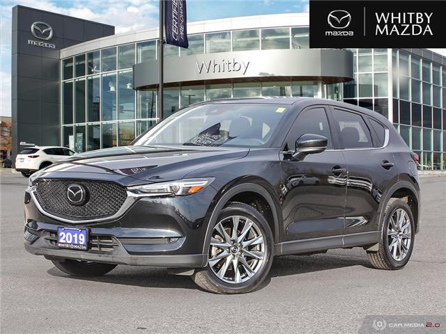 2019 Mazda CX-5 Signature (Stk: P17697) in Whitby - Image 1 of 27