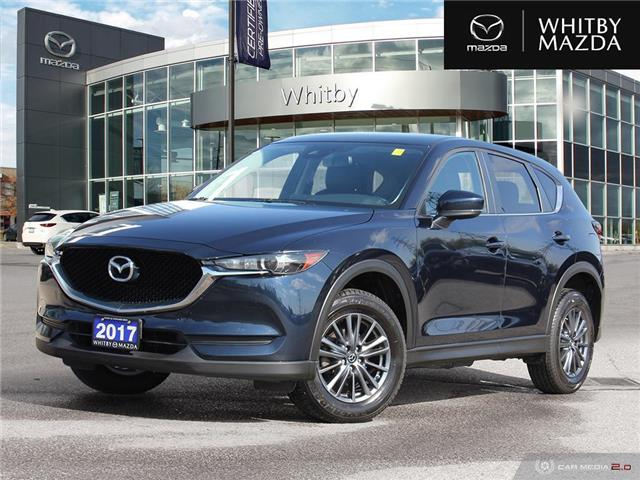 2017 Mazda CX-5 GS (Stk: P17827) in Whitby - Image 1 of 27