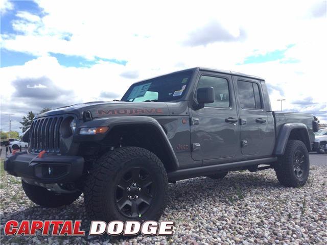 2021 Jeep Gladiator Mojave (Stk: M00623) in Kanata - Image 1 of 30