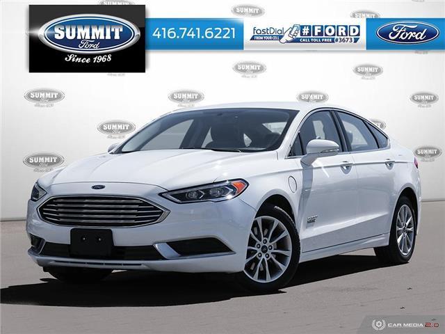 2018 Ford Fusion Energi SE Luxury (Stk: P22311) in Toronto - Image 1 of 27