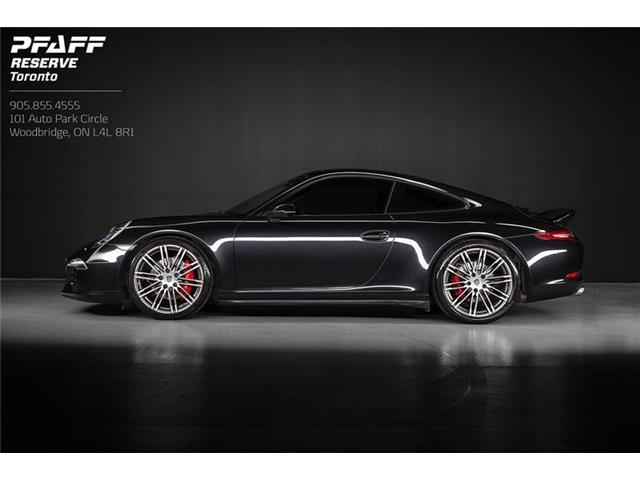 2014 Porsche 911 Carrera 4S (Stk: TJ001) in Woodbridge - Image 1 of 19