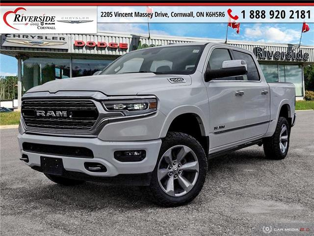 2019 RAM 1500 Limited (Stk: W08008) in Cornwall - Image 1 of 25