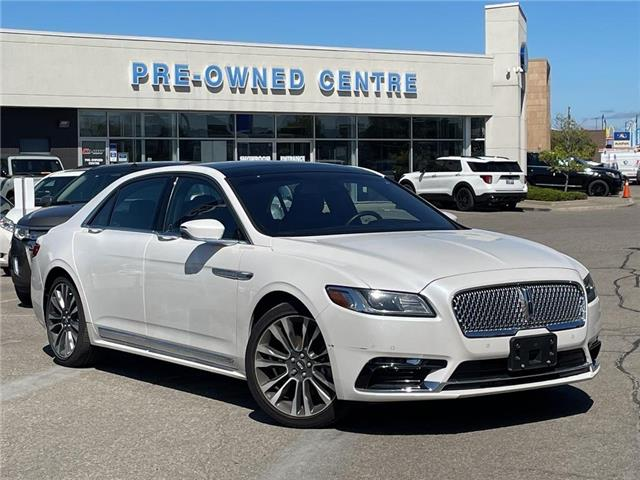 2018 Lincoln Continental Reserve (Stk: M7670) in Brampton - Image 1 of 20