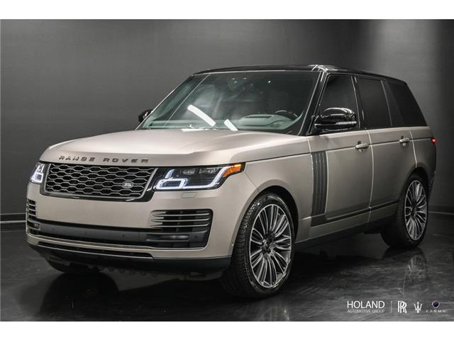 2021 Land Rover Range Rover P525 Autobiography (Stk: A67280) in Montreal - Image 1 of 30