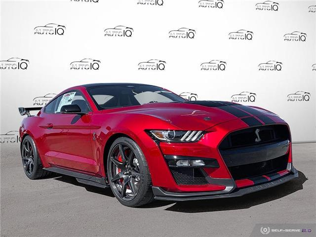 2021 Ford Shelby GT500 Base Red