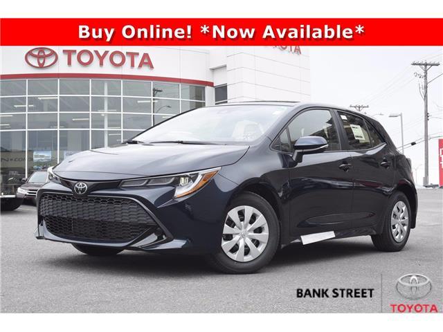 2022 Toyota Corolla Hatchback Base (Stk: 19-29497) in Ottawa - Image 1 of 24