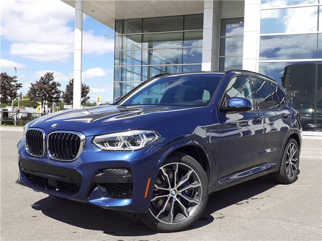 2021 BMW X3 PHEV xDrive30e (Stk: 14490) in Gloucester - Image 1 of 18