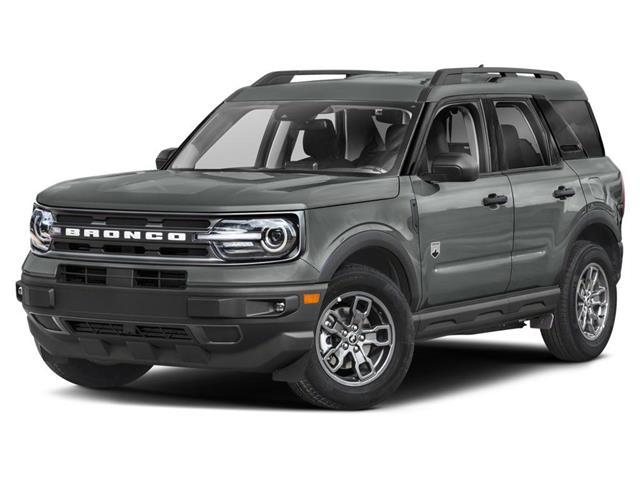 2021 Ford Bronco Sport Big Bend (Stk: MBR024) in Fort Saskatchewan - Image 1 of 9