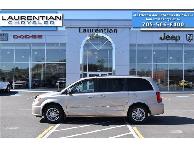 2014 Chrysler Town & Country Limited (Stk: 21390A) in Greater Sudbury - Image 1 of 29