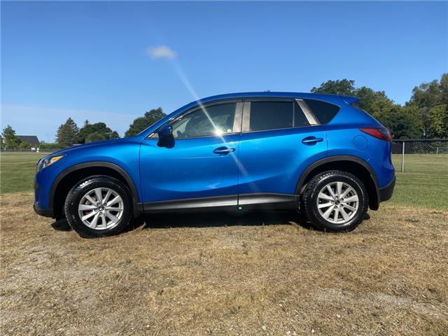 2013 Mazda CX-5 GX (Stk: ) in Port Hope - Image 1 of 30