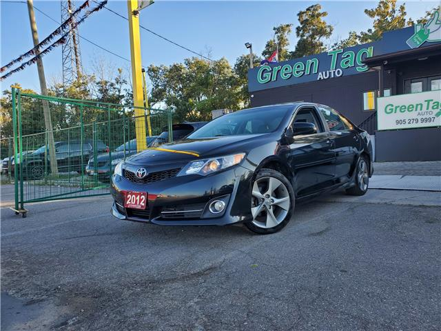 2012 Toyota Camry SE (Stk: 5640) in Mississauga - Image 1 of 30