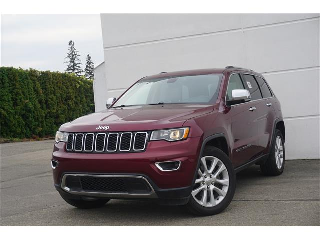 2017 Jeep Grand Cherokee Limited (Stk: P21-194) in Vernon - Image 1 of 22