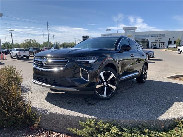 2021 Buick Envision Essence (Stk: MD182554) in Calgary - Image 1 of 27