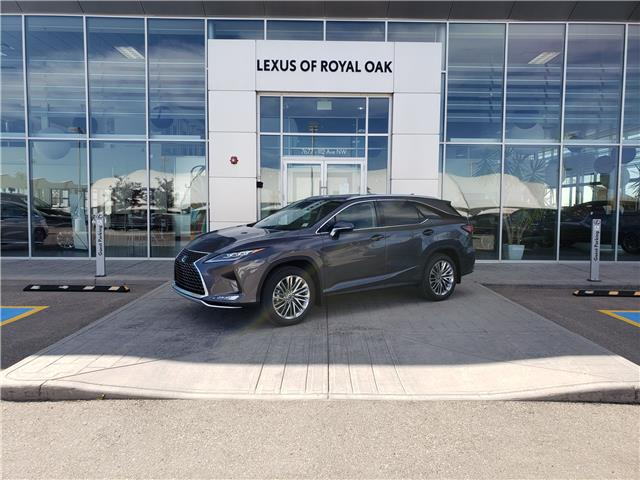 2022 Lexus RX 350 L AWD EXECUTIVE 7 (Stk: L22002) in Calgary - Image 1 of 13