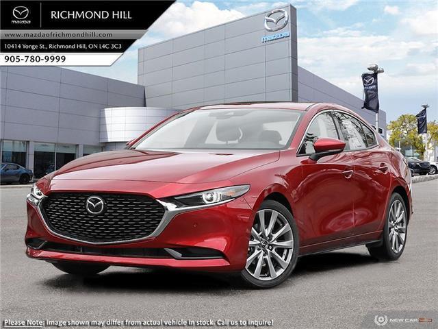 2021 Mazda Mazda3 GT w/Turbo (Stk: 21-529) in Richmond Hill - Image 1 of 23