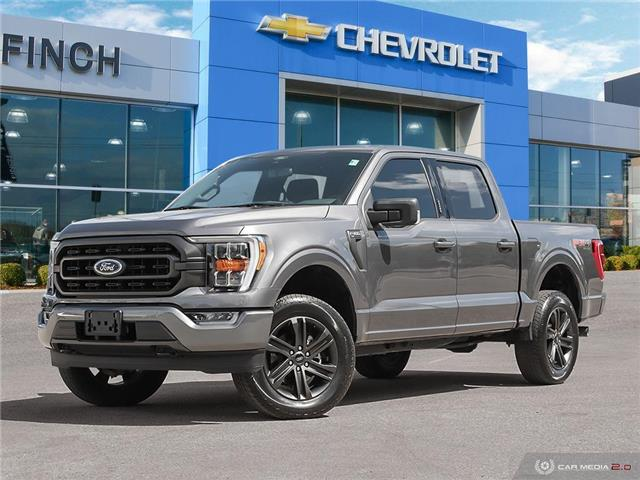 2021 Ford F-150  (Stk: 155433) in London - Image 1 of 28