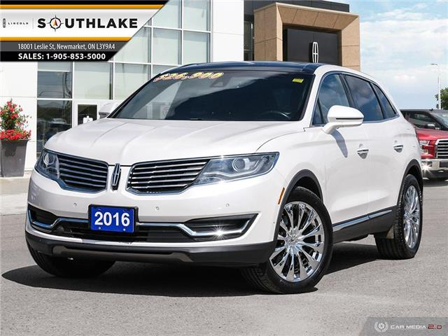 2016 Lincoln MKX Reserve (Stk: 34557A) in Newmarket - Image 1 of 27