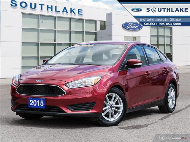 2015 Ford Focus SE (Stk: P51851) in Newmarket - Image 1 of 27