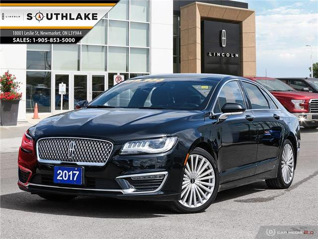 2017 Lincoln MKZ Reserve (Stk: P51836) in Newmarket - Image 1 of 27