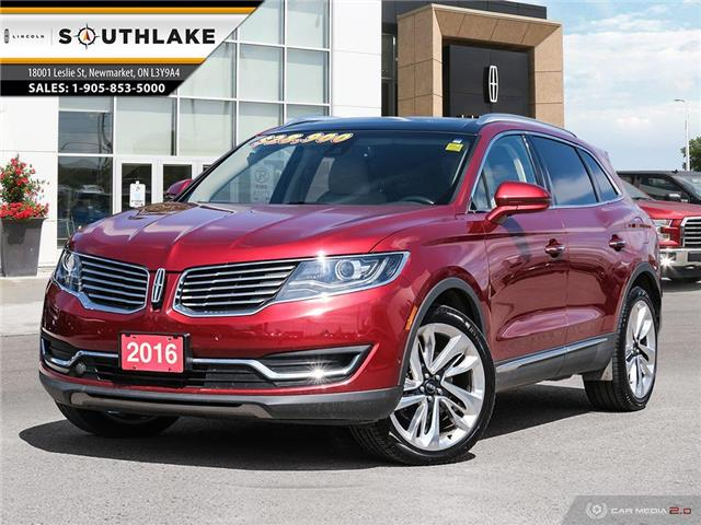 2016 Lincoln MKX Reserve (Stk: 34214A) in Newmarket - Image 1 of 27