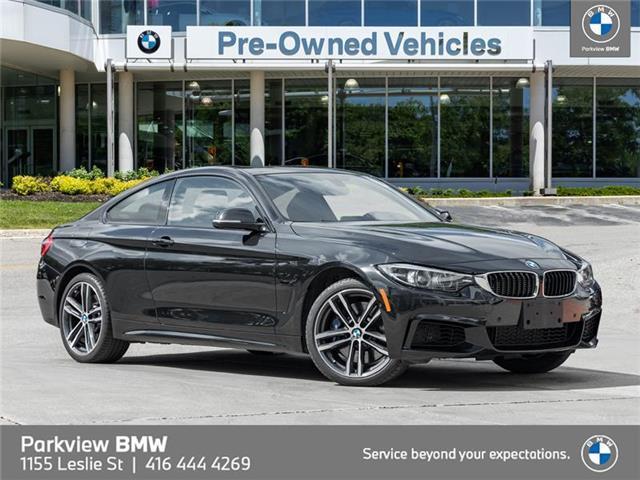 2018 BMW 440i xDrive (Stk: PP10096) in Toronto - Image 1 of 22