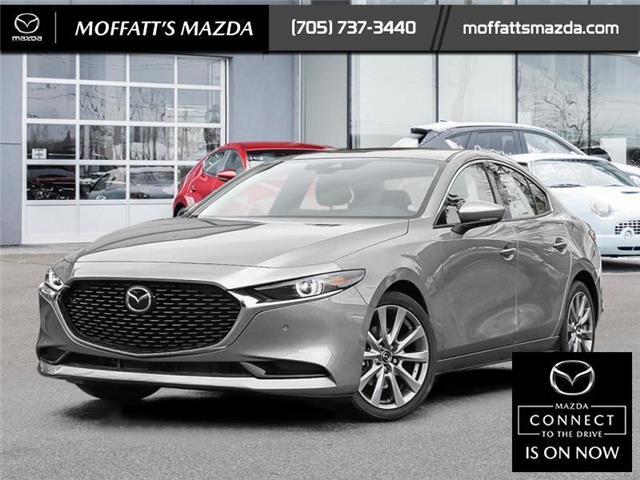 2021 Mazda Mazda3 GT w/Turbo (Stk: P9548) in Barrie - Image 1 of 22