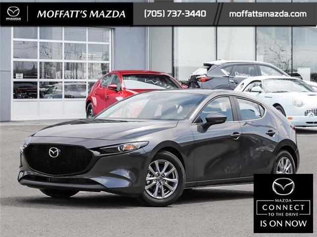 2021 Mazda Mazda3 Sport GX (Stk: P9549) in Barrie - Image 1 of 23