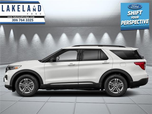 2021 Ford Explorer XLT (Stk: 21-673) in Prince Albert - Image 1 of 1