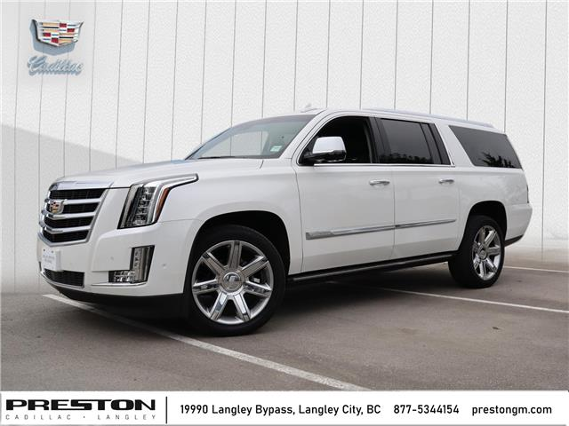 2018 Cadillac Escalade ESV Premium Luxury (Stk: X33381) in Langley City - Image 1 of 30