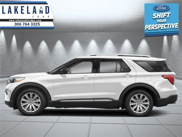 2021 Ford Explorer Limited (Stk: 21-316) in Prince Albert - Image 1 of 1
