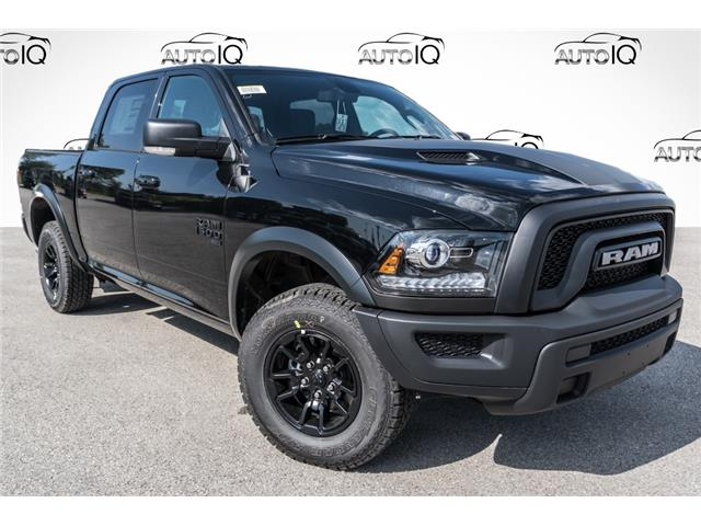 2021 RAM 1500 Classic SLT (Stk: 35248D) in Barrie - Image 1 of 28