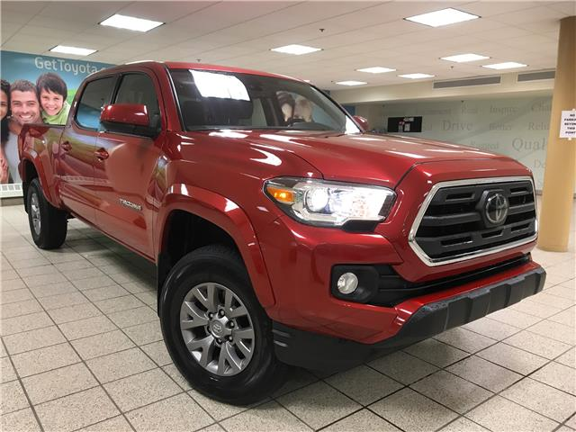 2018 Toyota Tacoma SR5 (Stk: 211642A) in Calgary - Image 1 of 12