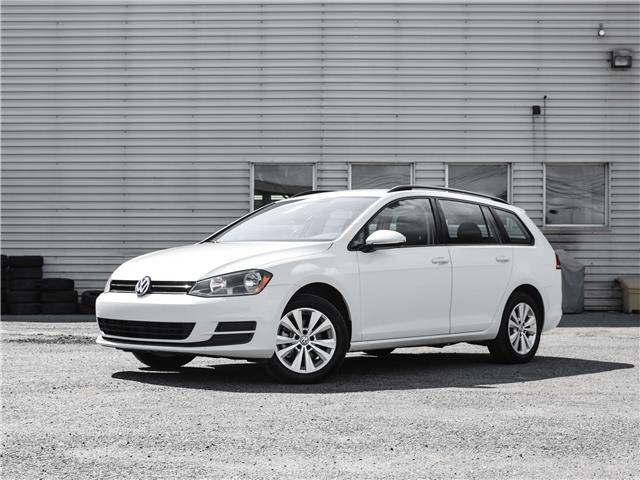 2016 Volkswagen Golf Sportwagon 1.8 TSI Trendline (Stk: 12467A) in Lasalle - Image 1 of 25