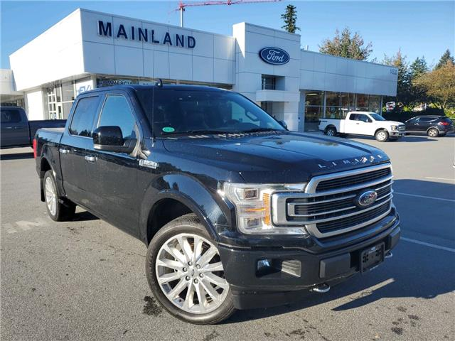 2018 Ford F-150 Limited (Stk: 21F18155A) in Vancouver - Image 1 of 8
