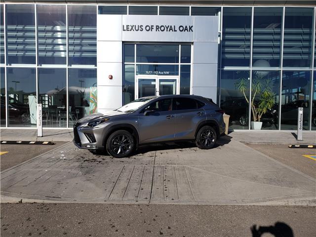 2021 Lexus NX 300 Base (Stk: L21531) in Calgary - Image 1 of 12