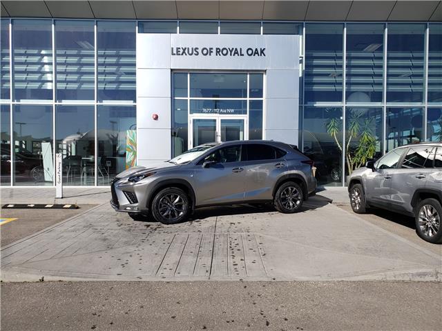 2021 Lexus NX 300 Base (Stk: L21538) in Calgary - Image 1 of 12