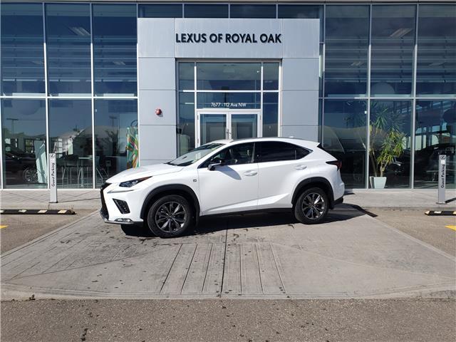2021 Lexus NX 300 Base (Stk: L21577) in Calgary - Image 1 of 12