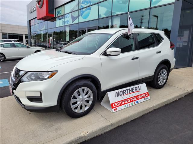 2018 Nissan Rogue S (Stk: 12074A) in Sudbury - Image 1 of 11