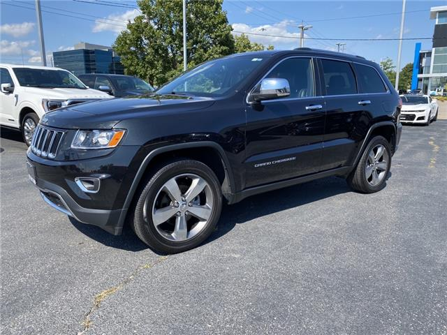 2016 Jeep Grand Cherokee Limited (Stk: 408-56) in Oakville - Image 1 of 19