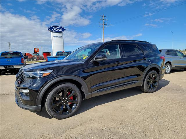 2021 Ford Explorer ST (Stk: 21186A) in Westlock - Image 1 of 16