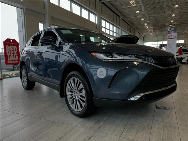 2021 Toyota Venza XLE (Stk: 37227) in Edmonton - Image 1 of 39