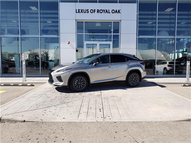 2021 Lexus RX 350 Base (Stk: L21563) in Calgary - Image 1 of 12