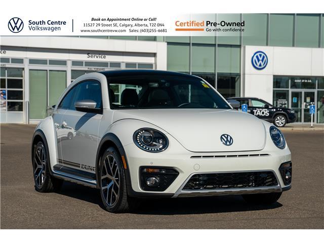 2019 Volkswagen Beetle 2.0 TSI Dune 3VWSD7AT0KM711855 U6780 in Calgary