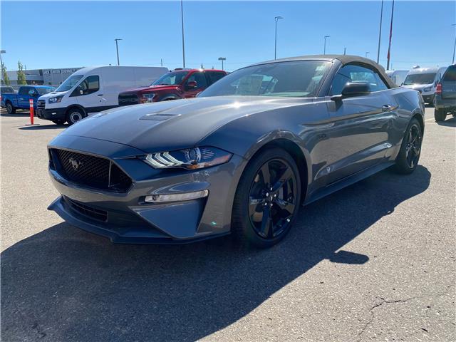 2021 Ford Mustang GT Premium (Stk: M-1133) in Calgary - Image 1 of 5