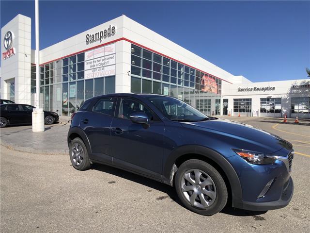 2019 Mazda CX-3 GX (Stk: 210951A) in Calgary - Image 1 of 17